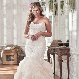 Paulina by Maggie Sottero!